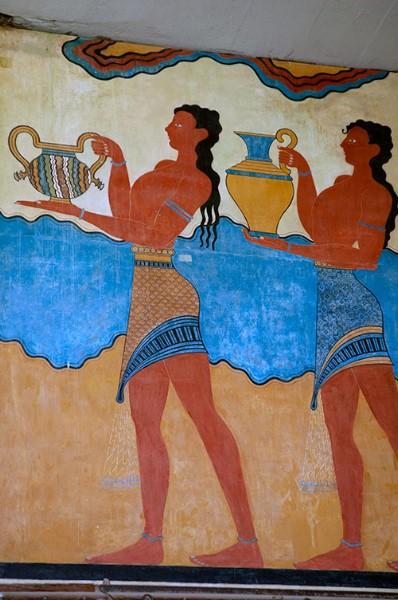 Portatori di doni rituali. Dorophoroi (Gift-bearers).