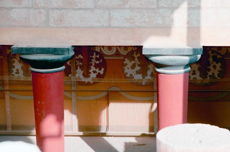 Veranda degli Scudi o Veranda delle Guardie Reali.