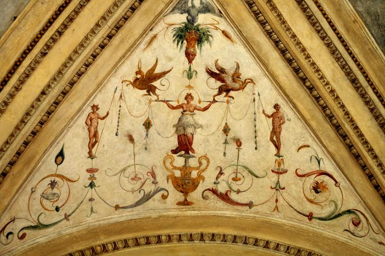 Roma, Castel Sant'Angelo, scultore Raffaello Da Montelupo ...